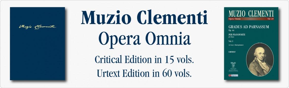 Muzio Clementi Opera Omnia