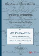 Ad Parnassum. A Journal on Eighteenth- and Nineteenth-Century Instrumental Music - Vol. 16 - No. 32 - October 2018