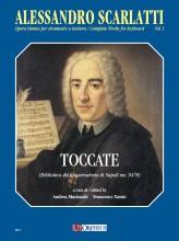 Scarlatti, Alessandro : Complete Works for Keyboard - Vol. 1