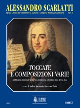 Scarlatti, Alessandro : Complete Works for Keyboard - Vol. 2