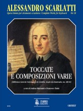 Scarlatti, Alessandro : Complete Works for Keyboard - Vol. 3