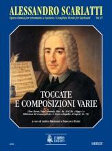 Scarlatti, Alessandro : Complete Works for Keyboard - Vol. 4