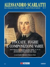 Scarlatti, Alessandro : Complete Works for Keyboard - Vol. 6