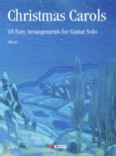 Christmas Carols. 18 Easy Arrangements for Guitar Solo