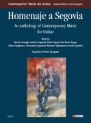 Homenaje a Segovia. An Anthology of Contemporary Music for Guitar (Anzaghi, Cappelli, F. Luppi, G. Luppi, Reghezza, Spazzoli, Tagliamacco, Ugoletti)
