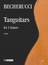 Becherucci, Eugenio : Tanguitars for 2 Guitars (2008)