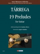 Tárrega, Francisco : 19 Preludes for Guitar