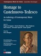 Homage to Castelnuovo-Tedesco. An Anthology of Contemporary Music for Guitar (Ferruggiara, Mandonico, Reghezza, Simoni, Spazzoli, Ugoletti)
