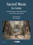 Sacred Music for Guitar. 24 Transcriptions and Original Pieces from 14th to 21th Century