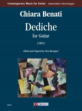 Benati, Chiara : Dediche for Guitar (1991)