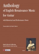 Anthology of English Renaissance Music (with Historical and Performance Notes) for Guitar