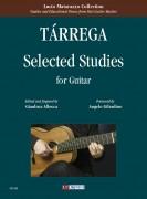 Tárrega, Francisco : Selected Studies for Guitar