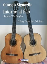 Signorile, Giorgio : Around the bonfire. 16 Easy Duets for 2 Guitars