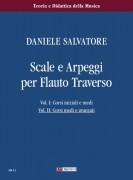 Salvatore, Daniele : Scales and Arpeggios for Flute - Vol. 2: Intermediate and Advanced courses