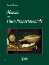 Damiani, Andrea : Metodo per Liuto Rinascimentale