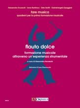 Anceschi, Alessandra : Flauto dolce. Formazione musicale attraverso un'esperienza strumentale