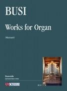 Busi, Giuseppe : Works for Organ