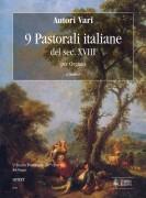 9 Italian Pastorales (18th century) for Organ