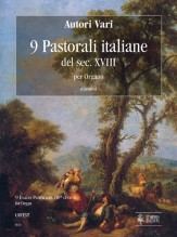 9 Italian Pastorales (18th century) for Organ