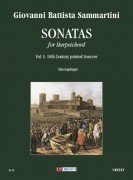 Sammartini, Giovanni Battista : Sonatas for Harpsichord - Vol. 1: 18th century printed sources