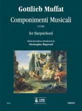 Muffat, Gottlieb : Componimenti Musicali (1739) for Harpsichord