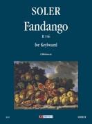 Soler, Antonio : Fandango R 146 for Keyboard