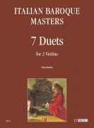 Italian Baroque Masters : 7 Duets for 2 Violins
