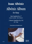 Albéniz, Isaac : Albéniz Album for Harp