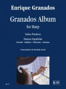 Granados, Enrique : Granados Album for Harp