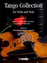 Tango Collection for Violin and Viola - Vol. 2