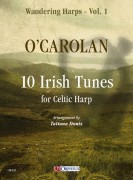 O'Carolan, Turlough : 10 Irish Tunes for Celtic Harp