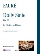 Fauré, Gabriel : Dolly Suite Op. 56 for Clarinet and Piano