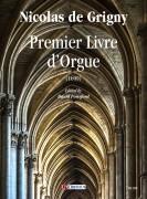 de Grigny, Nicolas : Premier Livre d'Orgue (1699)