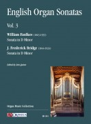 English Organ Sonatas - Vol. 3