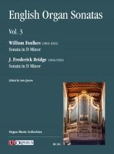 English Organ Sonatas - Vol. 3