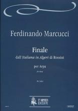 """Marcucci, Ferdinando : Finale from Rossini's """"Italiana in Algeri"""" for Harp"""