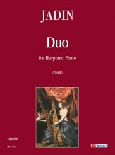 Jadin, Louis-Emmanuel : Duo for Harp and Piano