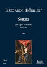 Hoffmeister, Franz Anton : Sonata for Harp or Piano