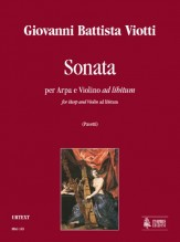 Viotti, Giovanni Battista : Sonata for Harp and Violin ad libitum