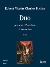 Bochsa, Robert Nicolas Charles : Duo for Harp and Piano