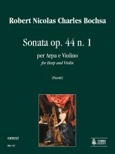 Bochsa, Robert Nicolas Charles : Sonata Op. 44 No. 1 for Harp and Violin