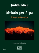 Liber, Judith : Metodo per Arpa. Il potere della musica