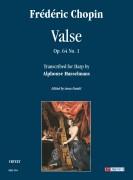 Chopin, Frédéric : Valse Op. 64 No. 1 for Harp