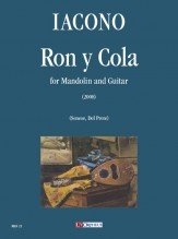 Iacono, Luca : Ron y Cola for Mandolin and Guitar (2008)