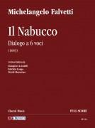 Falvetti, Michelangelo : Il Nabucco. Dialogo a 6 voci (1683) [Score]