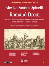 Spinelli, Alexian Santino : Romanó Drom (Romany Caravan) for Accordion