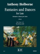 Holborne, Anthony : Fantasies and Dances for Lute - Vol. II: Nos. 16-30