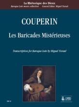Couperin, François : Les Baricades Mistérieuses for Baroque Lute