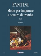 Fantini, Girolamo : Modo per imparare a sonare di Tromba (1638)