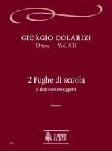 Colarizi, Giorgio : 2 Fughe a due controsoggetti
